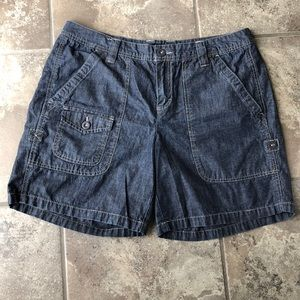 Calvin Klein Jean shorts size 12